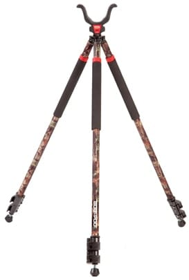 Bog-Pod® HD 3s Heavy Duty Tripod Short - 735535 open