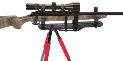 Bog-Pod® Xtreme Shooting Rest - 735539 w rifle RLD 3