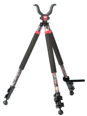 Bog-Pod® HD 3s Heavy Duty Tripod Short - 735542 open