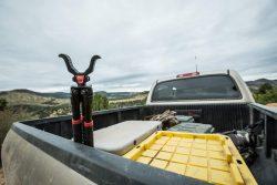 Bog-Pod® HD 3 Heavy Duty Tripod - 735557 Track Bed Shot 250x167