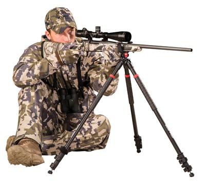 Bog-Pod® HD 3 Heavy Duty Tripod - 735557 kyle sitting