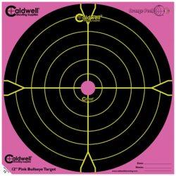 12inch-PINK-bullseye