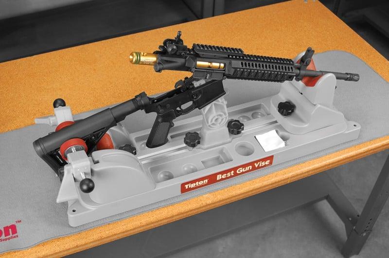 Delta Series AR-15 Bore Guide - 156213 action