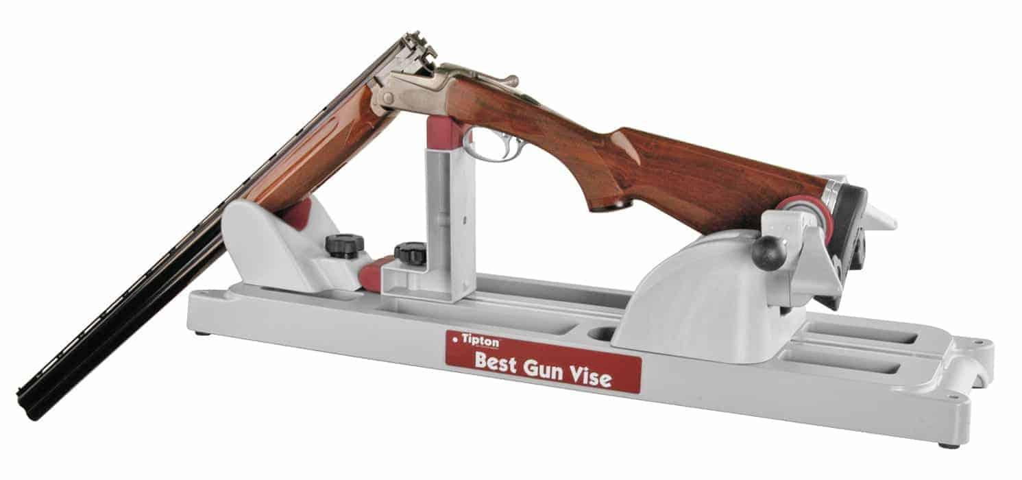 Best Gun Vise Battenfeld