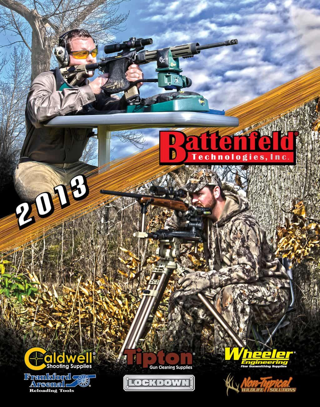 2013 Battenfeld Catalog
