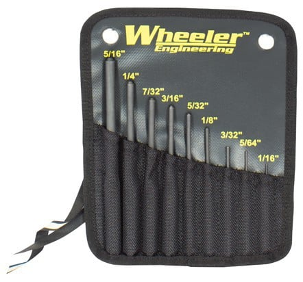 Wheeler Engineering® Gunsmithing Supplies 507
