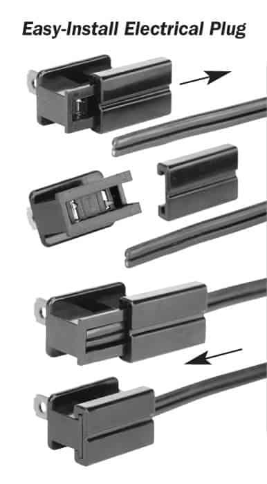 Vault Lighting Kit - 222020 support 1