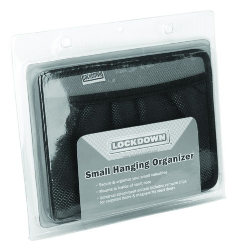 Small Hanging Organizer - 222170 Small Softgood Organizer Packaged
