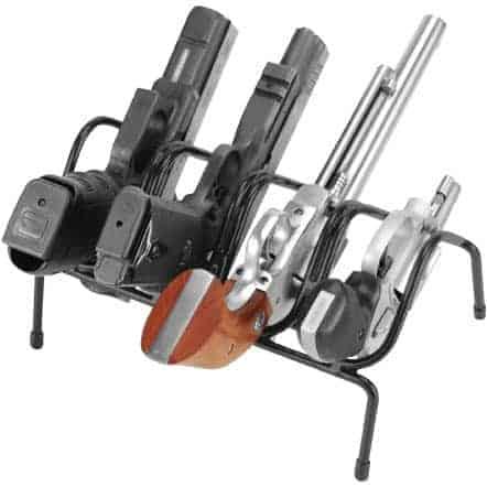 Stackable Handgun Rack 6 + 6 - 222200 large
