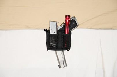 Night Guardian Gun Holster, Long Gun - 222503 bed kimber light mag
