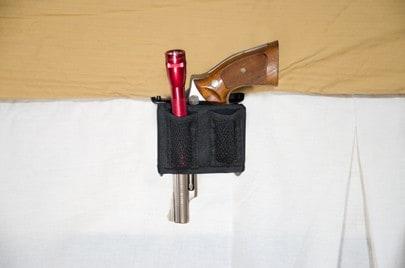 Night Guardian Gun Holster, Long Gun - 222503 bed magnum light