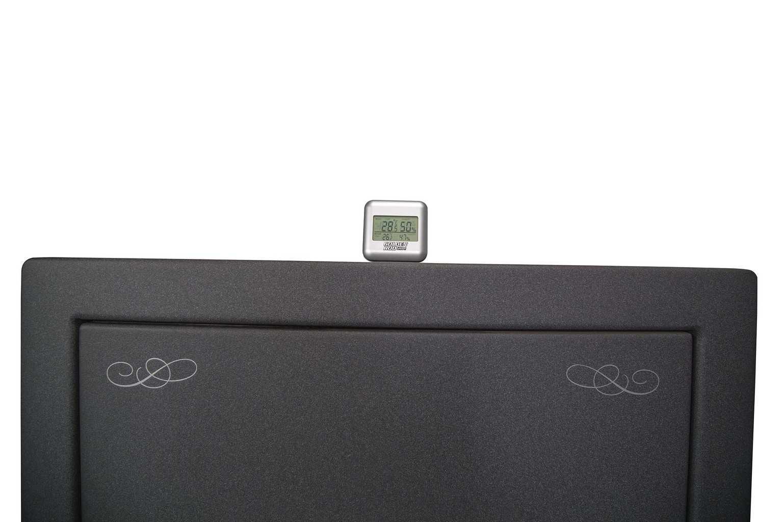 Golden Rod Digital Wireless Hygrometer - 222532 On Top Vault