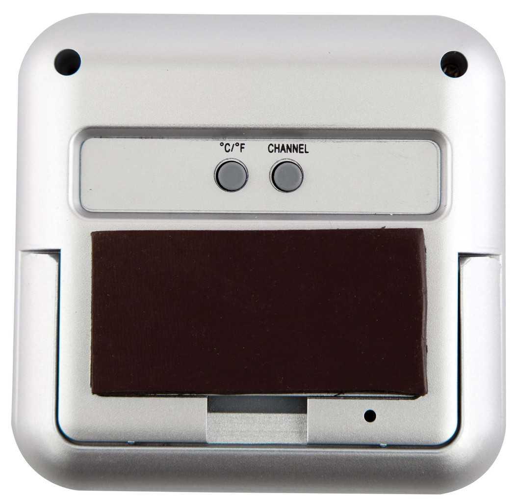 Golden Rod Digital Wireless Hygrometer - 222532 back
