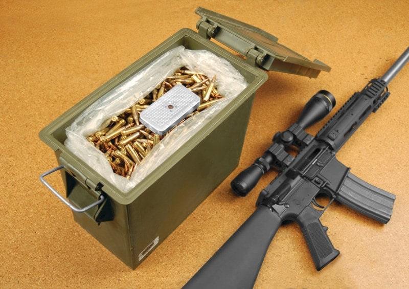 Silica Gel, 40g - 222555 40 ammobox