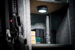 Cordless Automatic Vault Light - 222809 In Safe 250x167