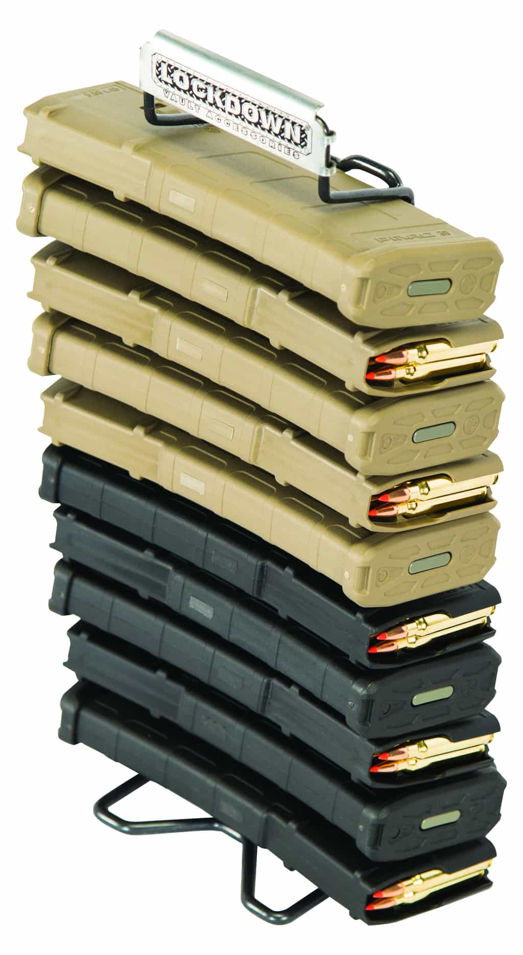 AR-15 Magazine Rack - 222972 Full Mags1