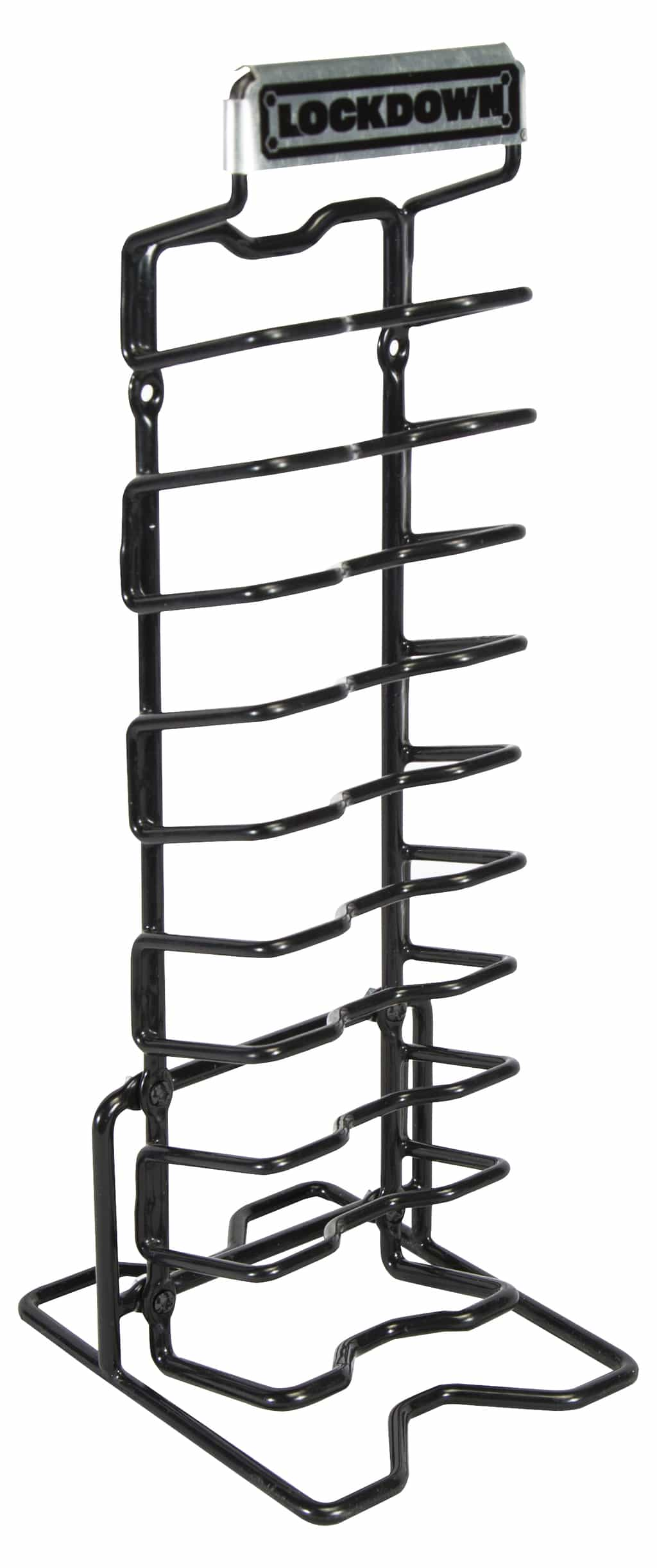 AR-15 Magazine Rack - 222972 Lockdown Empty Mag Rack FRONT1