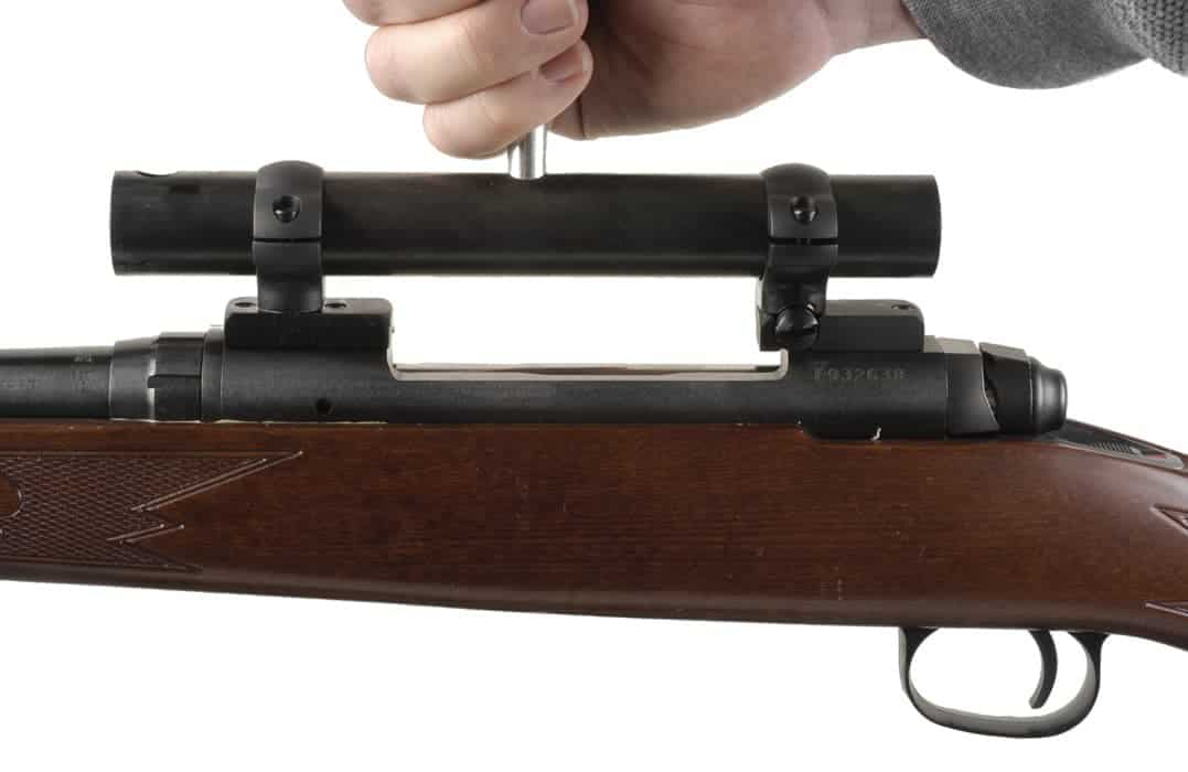 Scope Ring Alignment and Lapping Kit, 30mm - 305172 action 3