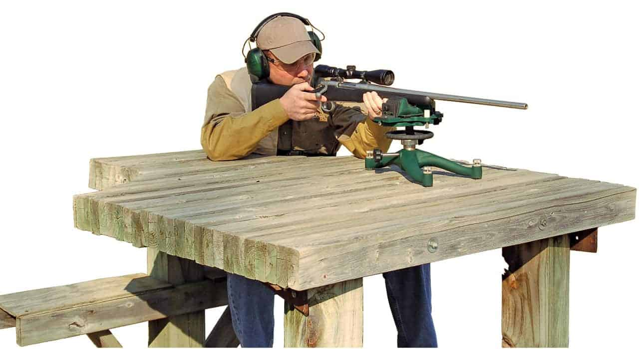 Mag Plus Recoil Shield™ (Ambidextrous) - 310010 action 2