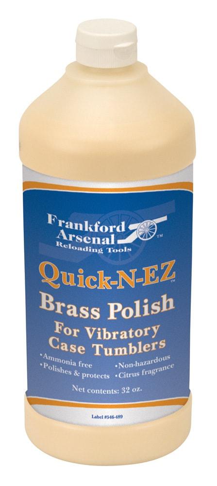 Quick-n-EZ™ Brass Polish - 321901