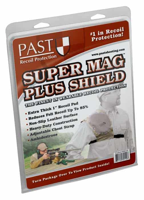 Super Mag Plus Recoil Shield™ (Ambidextrous) - 330110 packaged