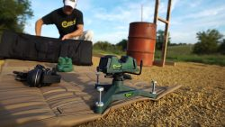 The Rock™ Shooting Rest and Rear Bag Combo - 383640 Range Action Getting Setup 250x141