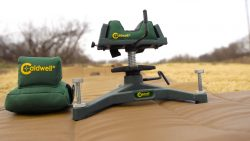 The Rock™ Shooting Rest and Rear Bag Combo - 383640 Range Standalone Bag Combo 250x141