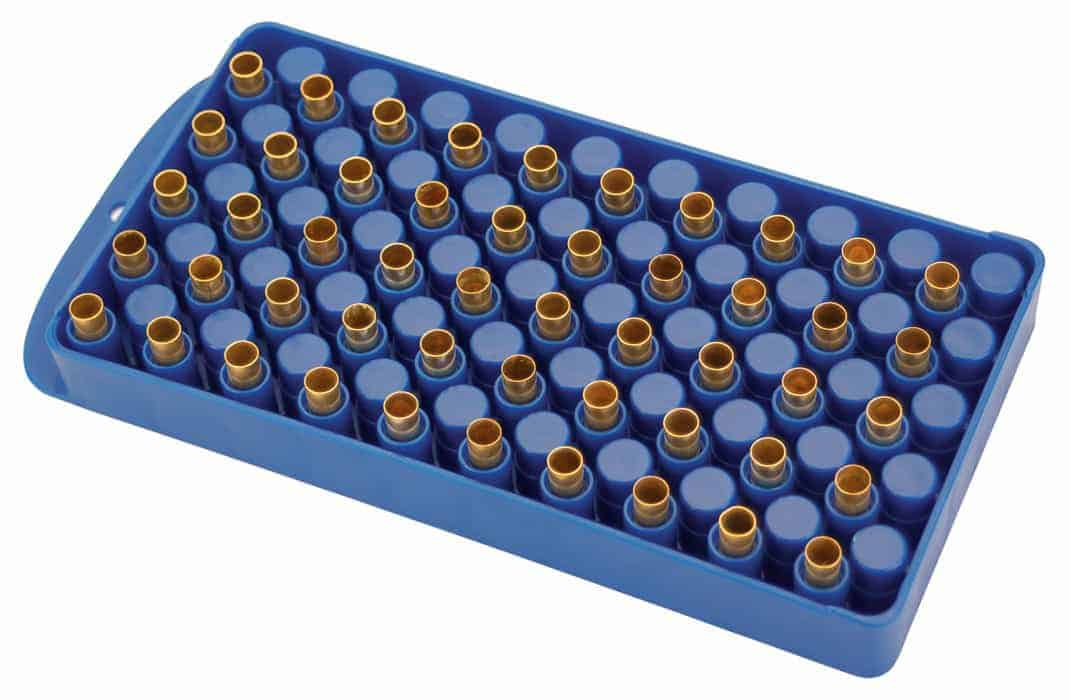 Universal Reloading Tray - 393939 action 2