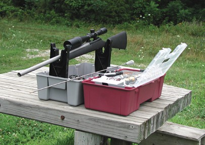 Range Box - 482254 action rifle