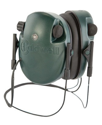 Caldwell® E-Max® Low Profile Behind the Head Electronic Hearing Protection - 487605