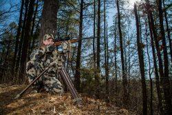 Caldwell® Magnum DeadShot® FieldPod - 488111 action kneel Low 250x167