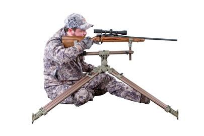 Caldwell® Magnum DeadShot® FieldPod - 488111 action matt grounded2