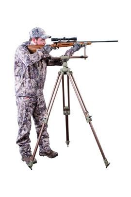 Caldwell® Magnum DeadShot® FieldPod - 488111 action matt standing2