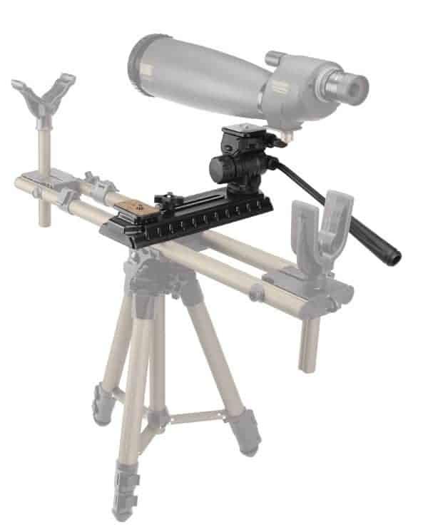 DSFP Optics Adaptor kit - 488333 in use shot
