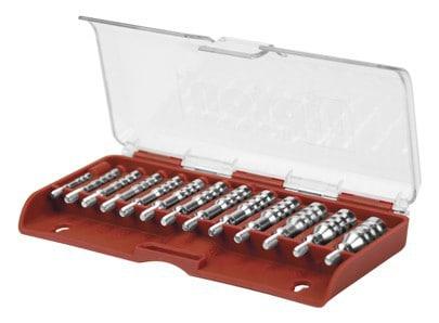 13 Piece Ultra Jag™ Set - 500012 open