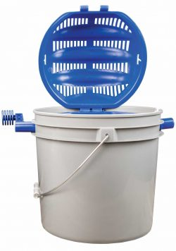 Quick-n-EZ™ Rotary Sifter Kit with Bucket - 507565 250x356