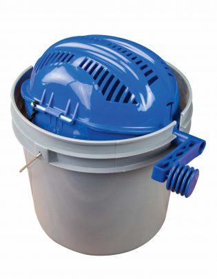 Quick-n-EZ™ Rotary Sifter Kit with Bucket - 507565 tumble and bucket only 1 315x405