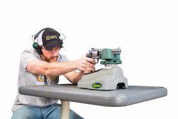 The Steady Rest NXT® - 548664 action Kyle handgun 250x167