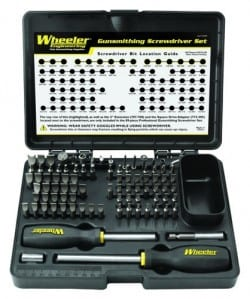 Wheeler Engineering® Gunsmithing Supplies 1461