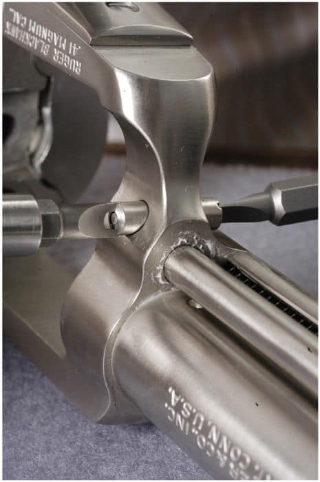 89 Piece Professional Gunsmithing Screwdriver Set - 562194 action 4