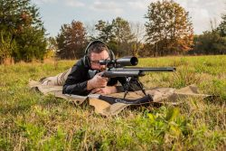 XLA® Bipod - 571429 Action On Matt Front 250x167