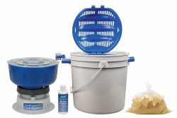 Platinum Series Rotary Tumbler 220 volt - 645880 Case Cleaning Kit Collage Wide 250x167