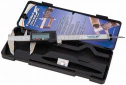 Electronic Caliper - 672060 open Display 250x170