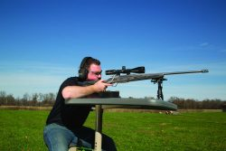 Caldwell® Platinum Series, G3 Electronic Hearing Protection - 864446 action matt stabletable profile 250x167