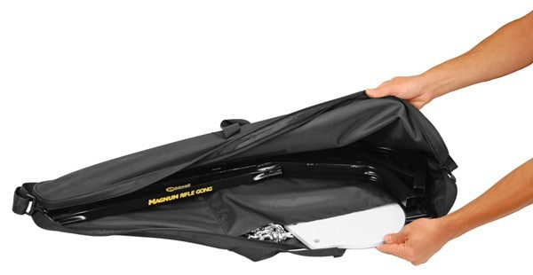 Magnum Rifle Gong / Spinner Carry Bag - 894050 action
