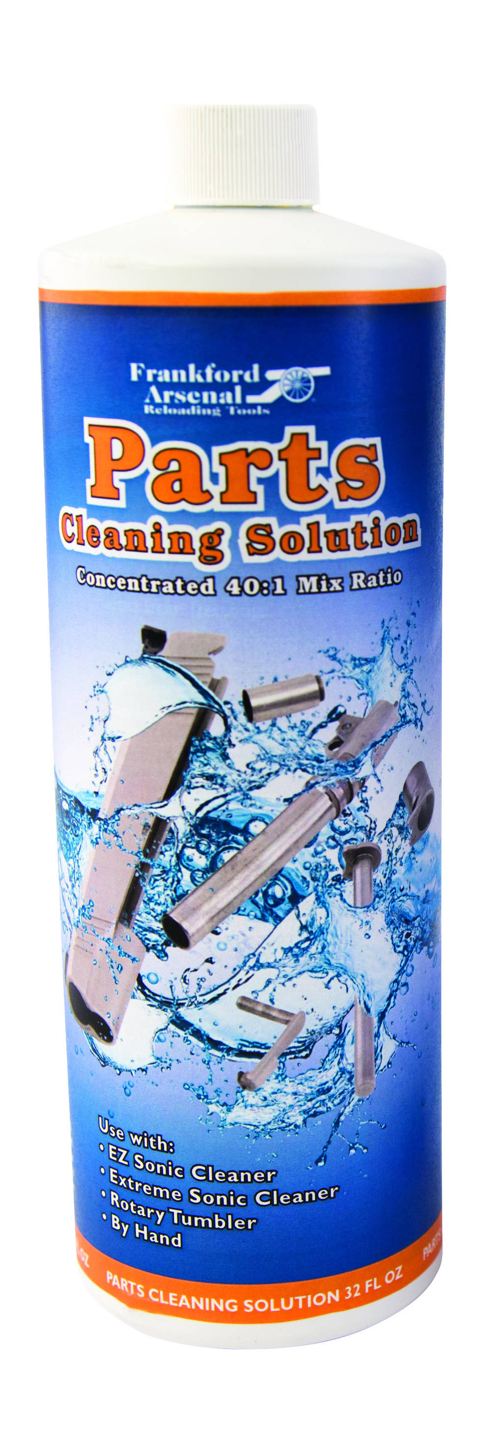 Brass Cleaning Solution - 898989 Frankford Arsenal ultrasonic Parts Solution