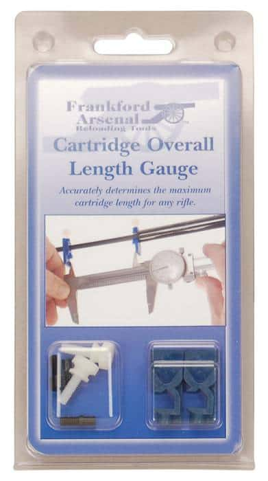 Cartridge Overall Length Gauge - 965887 packaged