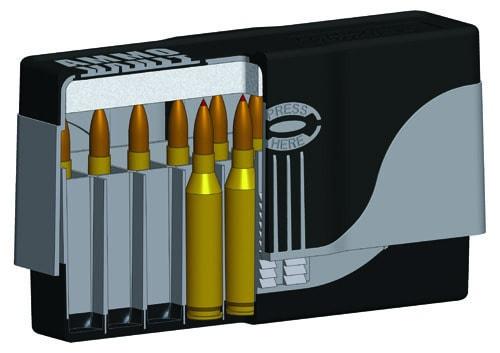 Ammo Vault®, RMD-20 - AV Cutaway CAD Model w Ammo