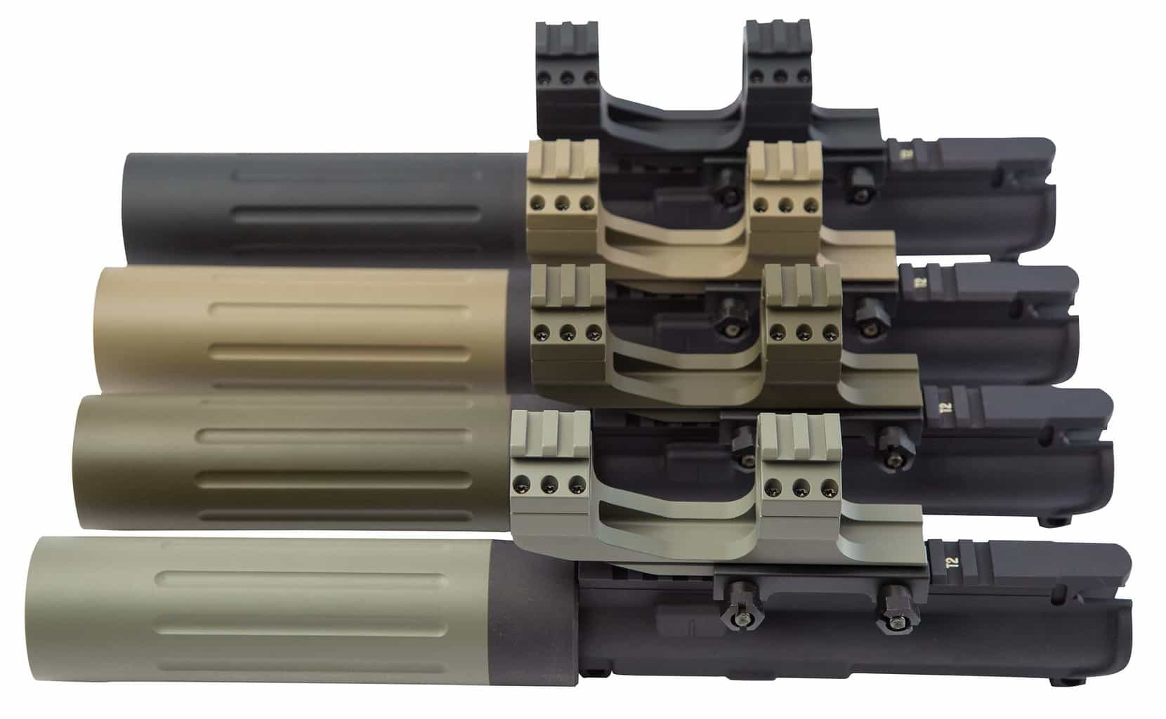 Cerama-Coat™, Black - Ar Uppers Color Range