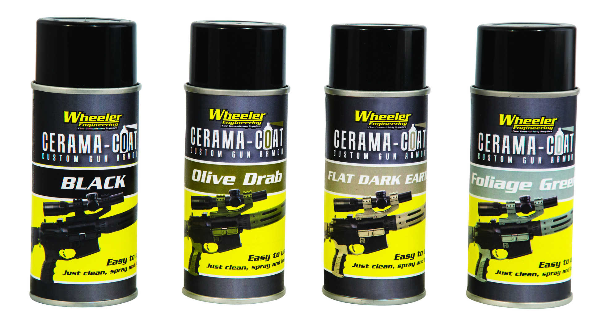 Cerama Coat™, Foliage Green - Wheeler Cerama Coat All Cans